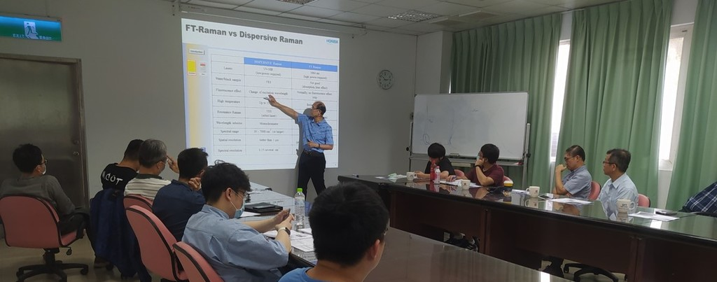 【Invited Talk】Speech by Manager Ming-Te Chen from AST Instruments Corporation